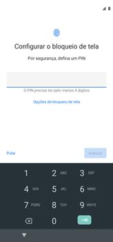 Como configurar pela primeira vez - Motorola Moto G8 Power - Passo 9
