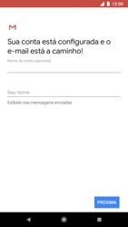 Como configurar seu celular para receber e enviar e-mails - Google Pixel 2 - Passo 20