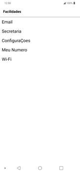 Como melhorar a velocidade da internet móvel - LG K40S - Passo 11