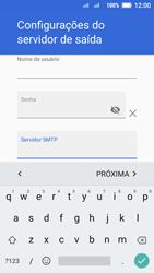 Como configurar seu celular para receber e enviar e-mails - Lenovo Vibe C2 - Passo 18