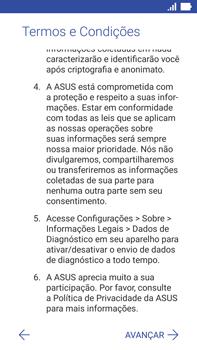 Como configurar pela primeira vez - Asus ZenFone 3 - Passo 9