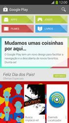 Como baixar aplicativos - Samsung Galaxy S IV - Passo 4