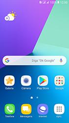 Como bloquear chamadas de um número específico - Samsung Galaxy J2 Prime - Passo 1