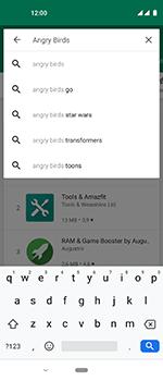 Como baixar aplicativos - Motorola One Vision - Passo 11