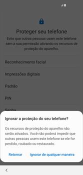 Como configurar pela primeira vez - Samsung Galaxy S10 - Passo 15