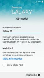 Como ativar seu aparelho - Samsung Galaxy A5 - Passo 19