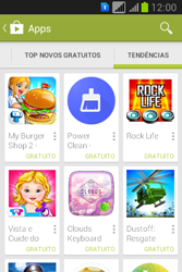 Como baixar aplicativos - Samsung Galaxy Young - Passo 12