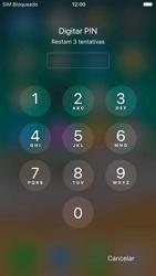 Como configurar a internet do seu aparelho (APN) - Apple iPhone 8 - Passo 15