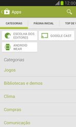 Como baixar aplicativos - Samsung Galaxy S III Mini - Passo 6