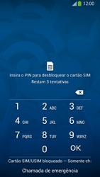 Como reiniciar o aparelho - Samsung Galaxy S IV - Passo 6