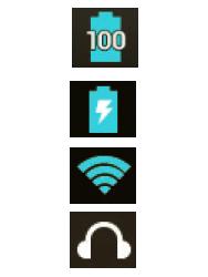 Explicação dos ícones - LG Optimus L3 II - Passo 8