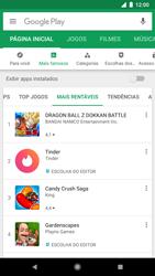 Como baixar aplicativos - Google Pixel 2 - Passo 7