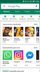 Como baixar aplicativos - Samsung Galaxy J2 Prime - Passo 4