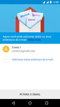 Como configurar seu celular para receber e enviar e-mails - Motorola Moto X Play - Passo 14