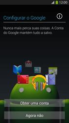 Como configurar pela primeira vez - Samsung Galaxy S IV - Passo 8