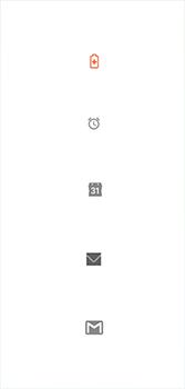 Explicação dos ícones - Motorola Moto G7 - Passo 38