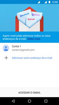 Como configurar seu celular para receber e enviar e-mails - Motorola Moto G (4ª Geração) - Passo 15