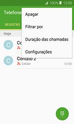 Como bloquear chamadas de um número específico - Samsung Galaxy J1 - Passo 5