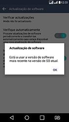 Como atualizar o software do seu aparelho - LG K8 - Passo 21