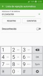 Como bloquear chamadas de um número específico - Samsung Galaxy J2 Duos - Passo 10