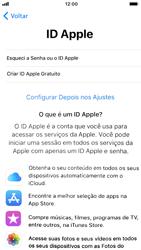 Como configurar pela primeira vez - Apple iPhone 7 - Passo 17