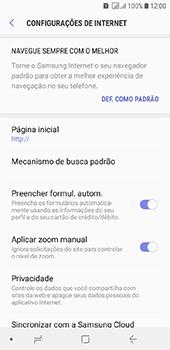 Como configurar a internet do seu aparelho (APN) - Samsung Galaxy J6 - Passo 27