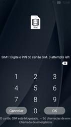 Como configurar pela primeira vez - Asus ZenFone 2 - Passo 3
