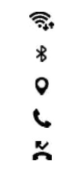 Explicação dos ícones - Samsung Galaxy J4+ - Passo 15