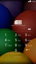 Como reiniciar o aparelho - Motorola Moto E (1ª Geração) - Passo 6