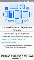 Como ativar seu aparelho - Lenovo Vibe C2 - Passo 17