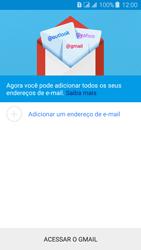 Como configurar seu celular para receber e enviar e-mails - Samsung Galaxy J3 Duos - Passo 6