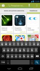 Como baixar aplicativos - Motorola Moto X (1ª Geração) - Passo 13