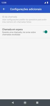 O celular não faz chamadas - Motorola Moto G7 Play - Passo 19