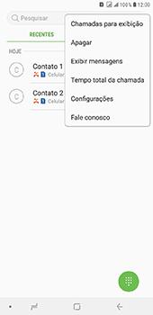 Como bloquear chamadas de um número específico - Samsung Galaxy J8 - Passo 5
