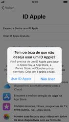 Como configurar pela primeira vez - Apple iPhone 7 - Passo 18
