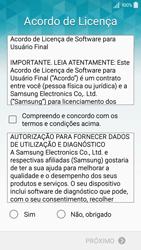 Como ativar seu aparelho - Samsung Galaxy A5 - Passo 6