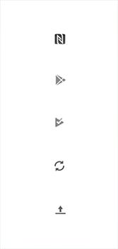Explicação dos ícones - Motorola Moto G7 - Passo 23