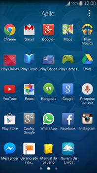 Como baixar aplicativos - Samsung Galaxy Note - Passo 3
