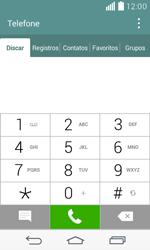 Como bloquear chamadas de um número específico - LG F60 - Passo 3
