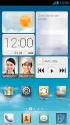 Explicação dos ícones - Huawei Ascend G510 - Passo 39