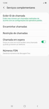 O celular não recebe chamadas - Samsung Galaxy A51 - Passo 17