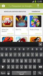 Como baixar aplicativos - Samsung Galaxy S IV - Passo 13