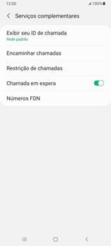 O celular não recebe chamadas - Samsung Galaxy A32 5G - Passo 17