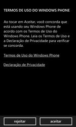 Como ativar seu aparelho - Nokia Lumia 920 - Passo 3