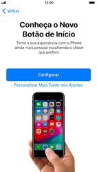 Como configurar pela primeira vez - Apple iPhone 7 - Passo 27
