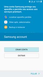 Como configurar pela primeira vez - Samsung Galaxy J3 Duos - Passo 15