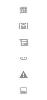 Explicação dos ícones - Motorola Moto G8 Power - Passo 9