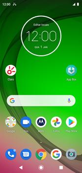 Como bloquear chamadas de um número específico - Motorola Moto G7 Play - Passo 2