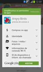 Como baixar aplicativos - Samsung Galaxy Win - Passo 18