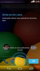 Como ativar seu aparelho - Motorola Moto E (1ª Geração) - Passo 9